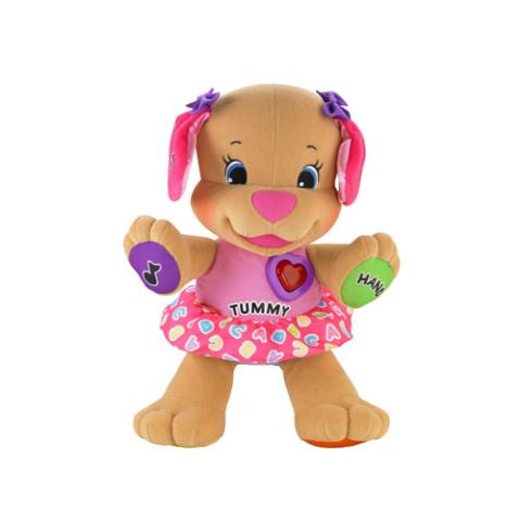 Puppy Fisher Price Sister www.SolusiBayi.com 08568882505
