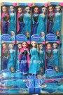 BONEKA BARBIE FROZEN DISNEY ANNA ELSA