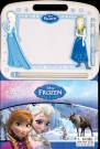 Magnetic Board Book Frozen Disney Elsa Anna Olaf IMPORT