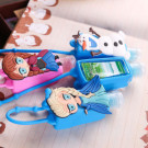 1SET FROZEN isi 3 HANDGEL SANITIZIER POCKET BAG (1 ANNA+1 ELSA +1OLAF )