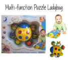 Multifunction Puzzle Ladybudg
