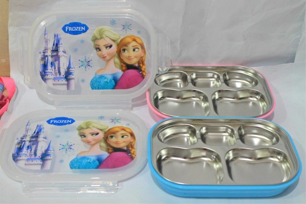 LUNCH BOX SEKAT FROZEN STAINLESS