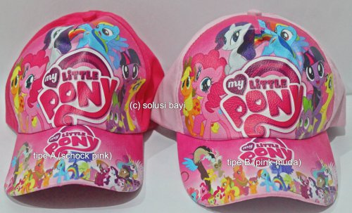Topi Anak My Little Pony