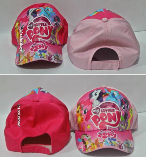topi my little pony solusibayi