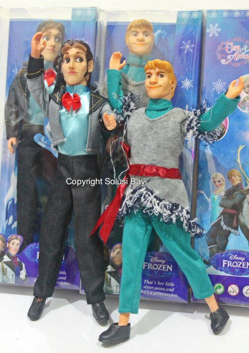 barbie hans kristof frozen solusibayi