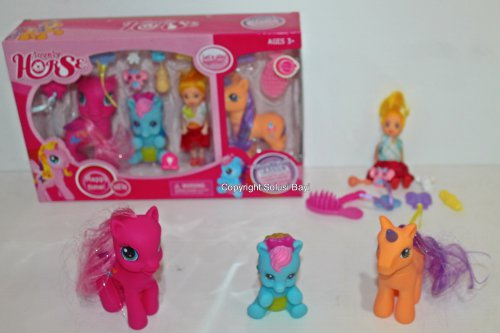Mainan Figur Boneka My Little Pony