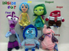 Boneka Inside Out