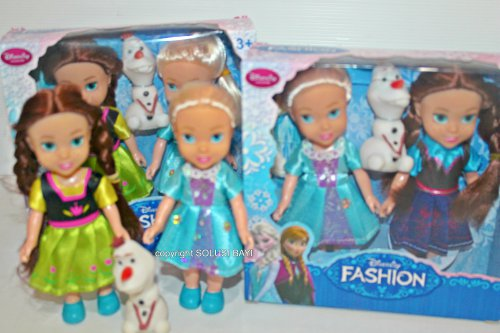 Boneka Mini Frozen