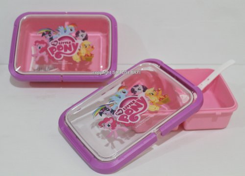 lunch box my little pony