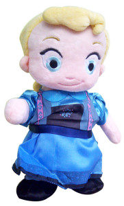 Boneka Talking Walking Elsa