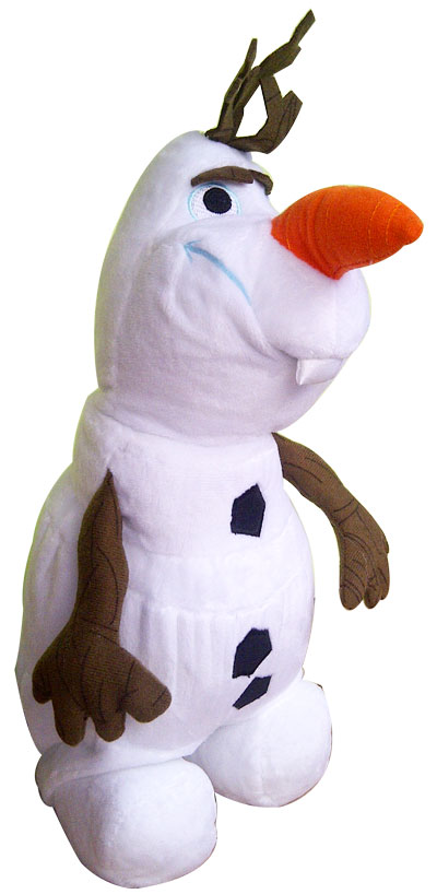 Boneka Talking Walking Olaf