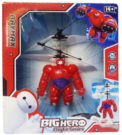 Flying Figurine Baymax Big Hero
