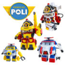 Figur Robocar Poli Action 1 Set