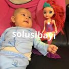 BONEKA BARBIE SOFIA MERMAID DUYUNG