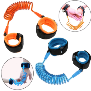 Mainan Outdoor Safety Child Anti Lost Wrist Link Harness Strap Rope Leash