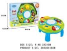 Mainan Edukasi Bayi Music Learning Table